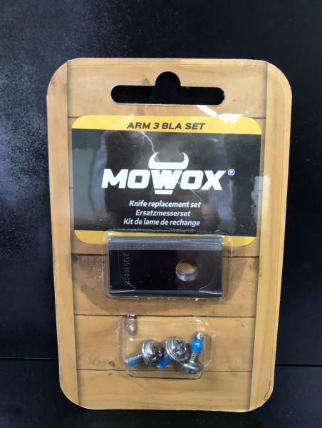 Ersatzmesserset für alle Mowox Mähroboter